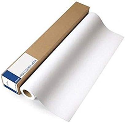 EPSON Bond Papier weiss 80g/m2 610mm x 50m 1 Rolle 1er-Pack 610mm x 50m