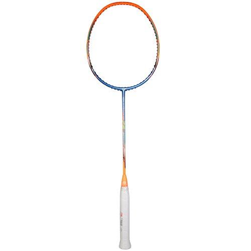 LI-NING 2018 Badminton racket SuperLight Windstorm 72 BlueOrange Badminton Racquet Get Strung