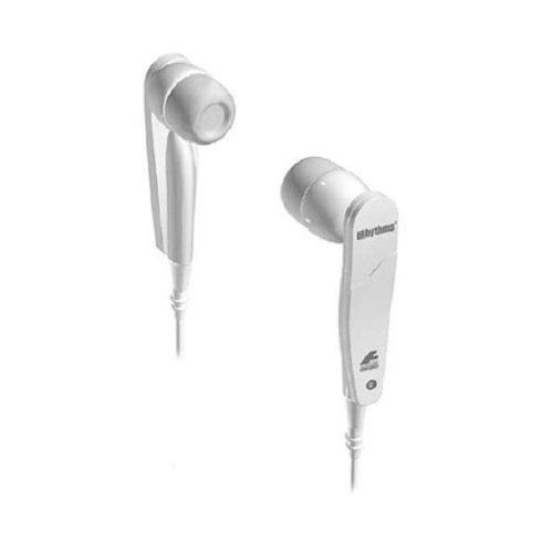 iRhythms A-9800 Passive Noise Reducing Ear Bud Headphones Cyber Acoustics Earbud Headphones