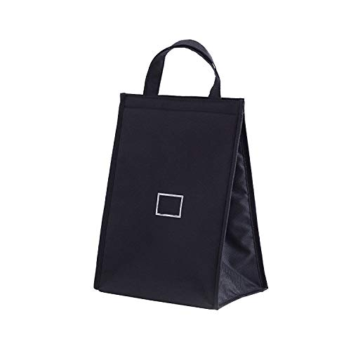 Portable Insulated Lunch Bag Food Box Storage Bags Cloth For Women Men Kids Food Rice Storage Pouches Lunch Bags,L