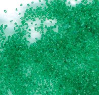 Decorating Sanding Sugars for Cakes and Cupcakes, 6 oz, Emerald Green - Day Sugar Cookies