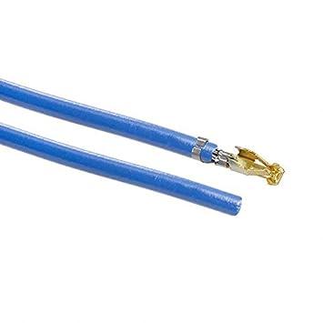 0503948051-02-L6 Pack of 250 2 PRE-CRIMP 3049 BLUE
