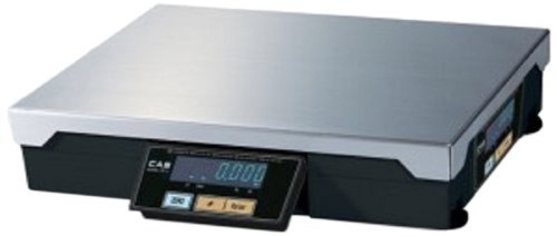 CAS PD-2Z 30 LB PD-II Series Dual Range POS Interface Scale, 30lb Capacity, 0.01lb Resolution (Cas Pd 2 compare prices)