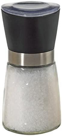 Kamenstein 5-Inch Glass Grinder with Peppercorns 5036502