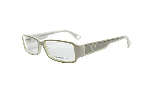 Emporio Armani frame EA 9501 VZW Acetate White