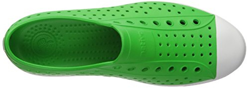 Grasshopper White Shell Green Jefferson Fashion Sneaker Women's Native aqOw0IF