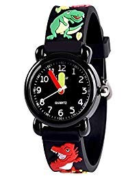 Dodosky Gifts for 3-10 Year Old Boys Kid, 3D Boy Watch Toys for 4-11 Year Old Boy Kids Present for Boy Girl Age 5-12 Year Old Birhday Children