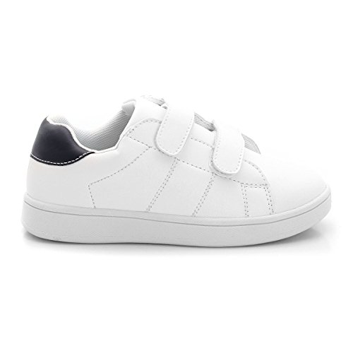 La Redoute Collections Sneakers 2640 Weiss + Blau