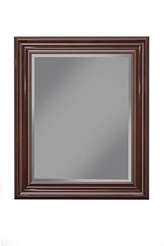 (Sandberg Furniture Cherry Wall Mirror 36