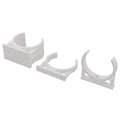 Amazon.com: eDealMax plástico Osmosis Inversa purificador de agua filtro de soporte de fijación individual 5pcs: Kitchen & Dining