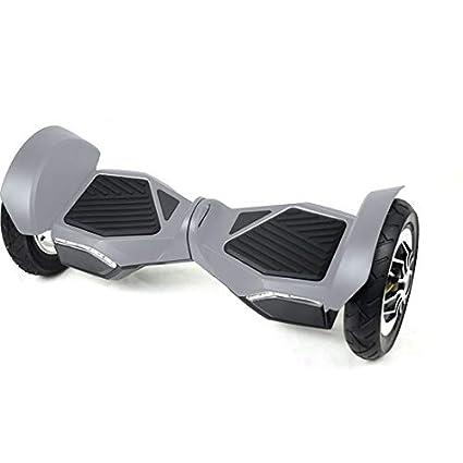 Skateflash 55876 Patinete electrico, Juventud Unisex, Gris ...