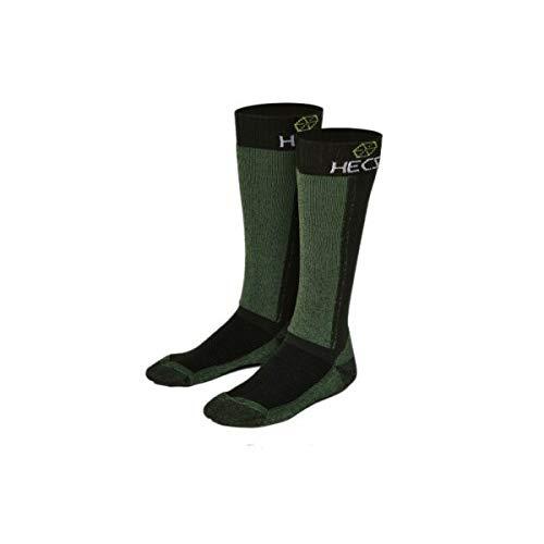 Size: M HECS Socks Color: Green 112hecsskmed