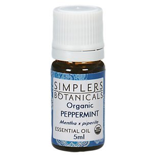 Organic Essential Oil (Best Botanical Beauty Peppermint Oils)