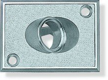 (1968-69 Standard Remote Mirror Bezel)