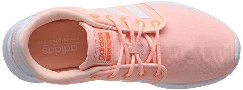 Pink CF Ftwr Orange S18 adidas Sneaker Damen White QT Hi Haze S17 res Racer Coral XpRzq5