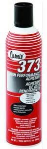 12 Cans Professional Industrial Camie 373 High Performance Aerosol Spray Adhesive - 12 Cans per Case
