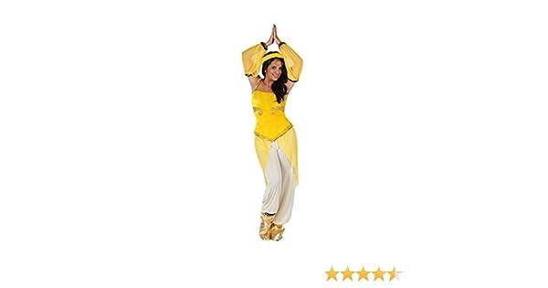 Atosa - Disfraz de árabe para mujer, talla M (M/L) (5699): Amazon ...