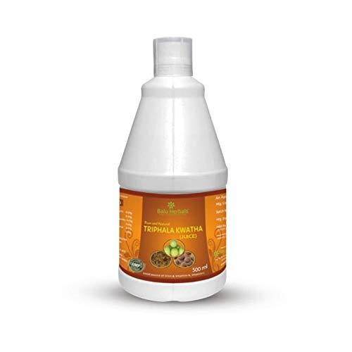 Balu Herbals Triphala Kwatha (Juice)