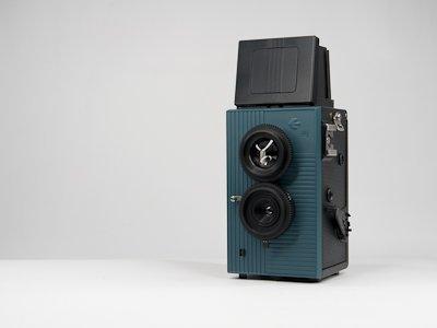 Camera Twin Lens Reflex - 7