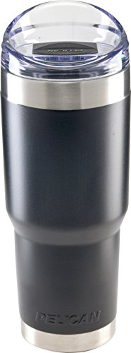 Pelican Traveler 32oz Tumbler With Slide Lid (Black)
