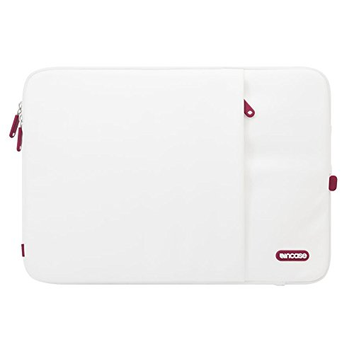 """Incase Protective Sleeve Deluxe for Macbook Pro 13"""" White/cr"""