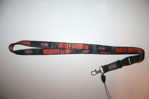 Harley Davidson Keychain - Lobster Attachment Swivel Claw