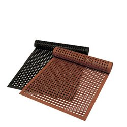 Axia Mats - Axia Distribution Corp Red Mat, 3' x 5' (10-0819) Category: Floor Mats