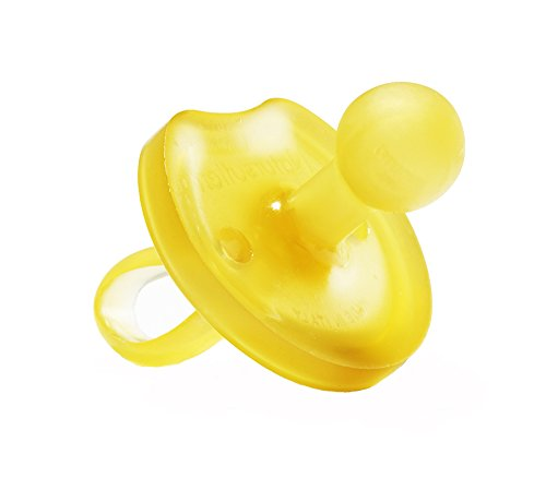 Natursutten Natural Pacifier Butterfly Rounded