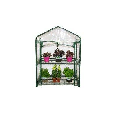 2 Tier Growing Rack Greenhouse