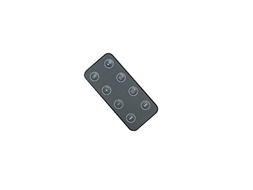 HCDZ Replacement Remote Control for Bose SoundDock 10 Bluetooth Dock Sound Speaker - Dock Universal Remote