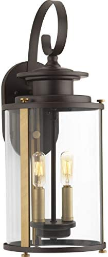 Progress Lighting P560037-020 Squire Outdoor, Bronze