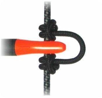 De alta calidad de Arqueria Arco Compuesto cuerda cuerda liberacion d WEREWOLVES
