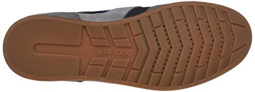 grey C1f4w U jeans Hombre Para Gris Zapatillas Renan C Geox S8qdWwz0S