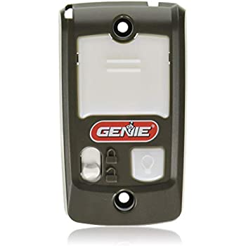 Genie Series II Garage Door Opener Wall Console - Sure-Lock/Vacation Lock for Extra Security - Light Control Button -Compatible with All Genie Series II Garage Door Openers - Model GBWCSL2