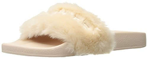 J Slides Jslides Womens Samantha Fashion Sneaker Beige
