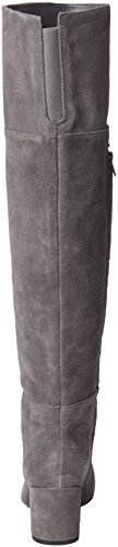 Clarks Femme Ray Gris Barley grey Hautes Bottes vpCxrHwqv