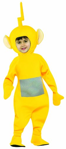Rasta Imposta Teletubbies Laa-laa, Yellow, 3-4T -