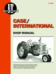 I&t Shop Manual Case (Case Tractor Service Manual (I&T))