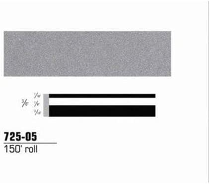 3M 72505 1 Pack Silver Metallic Striping Tape 3//8 Double 150 Rl