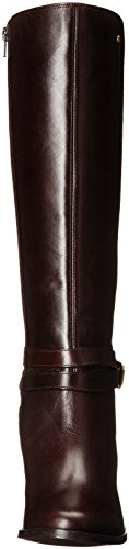Women's Leather London Vivv Riding Boot Brown Dune 5ASR1q