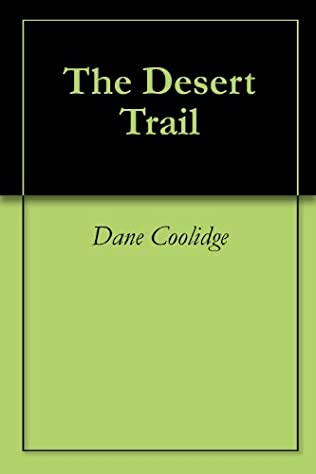 book cover of The Desert Trail