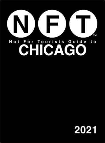 Not for tourists guide to Chicago. cover