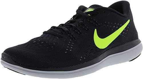 Wolf Hommes Course Nike Chaussures 2017 015 Multicolore Flex S noir Volt Rn Gris De g7wqB
