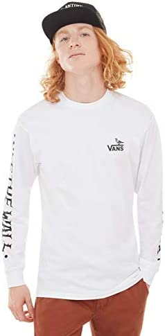Vans Herren Langarmshirt X Antihero OntheWire Long Sleeve T