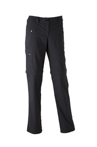 In Donna Nero Trekking 1 Pants 2 Stretch RqAHwpxTx