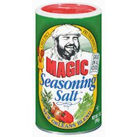 2 Pack: Chef Paul Prudhomme's Magic Seasoning Salt New Orleans Blend - 7 oz - Chef Paul Seasoning