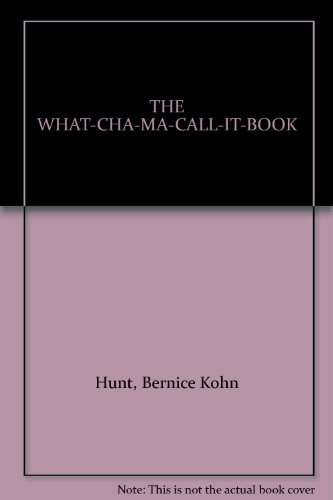 the-what-cha-ma-call-it-book
