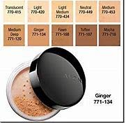 Avon Ideal Shade Loose Powder (Toffee)