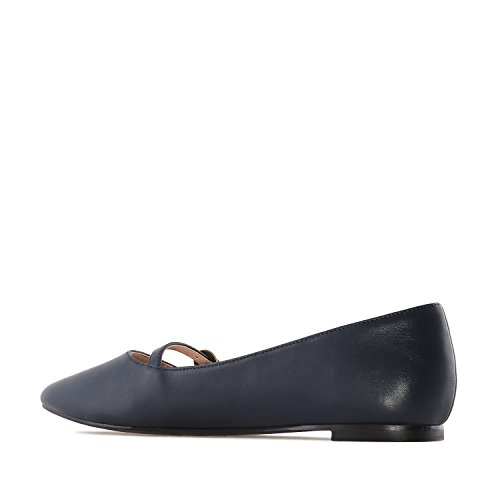 Ballerines 45 42 Pointures Grandes Mary Machado AM5205 pour Femmes en Soft Andres Jane 4EqSFwP7