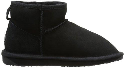 Noir Micro black Emu Stinger Chaussures Femme Australia Bateau xqax1wFYz